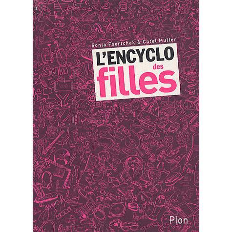 Livre L'encyclo des filles