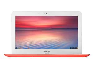 "Pc portable 13"" Asus Chromebook C300MA-RO013  Rouge et Blanc"