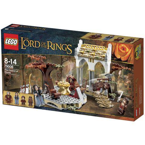 Jeu  de construction Lego  le Seigneur des Anneaux Elrond