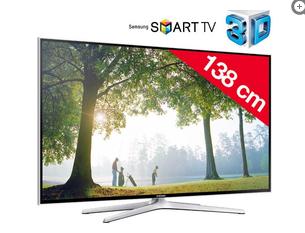 """TV 55"""" Samsung UE55H6400 - LED - 3D - Smart TV"""