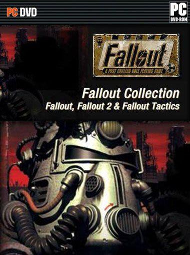 Jeu Fallout 1 et 2 gratuits
