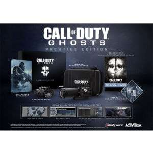 Call of Duty: Ghosts - Prestige Edition sur Xbox 360 et PS3