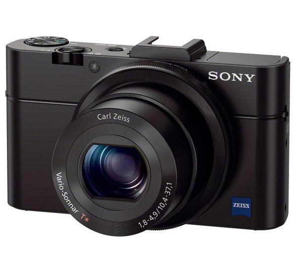 Appareil photo Sony RX100 (Emballage abîmé - avec ODR de 50€)