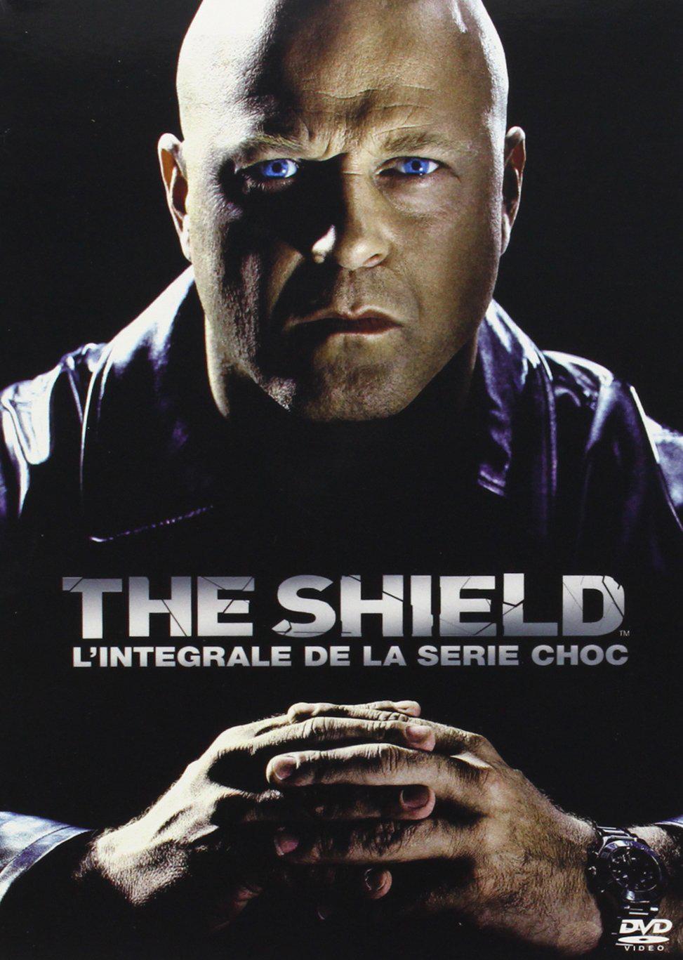 Coffret DVD The Shield - L'intégrale