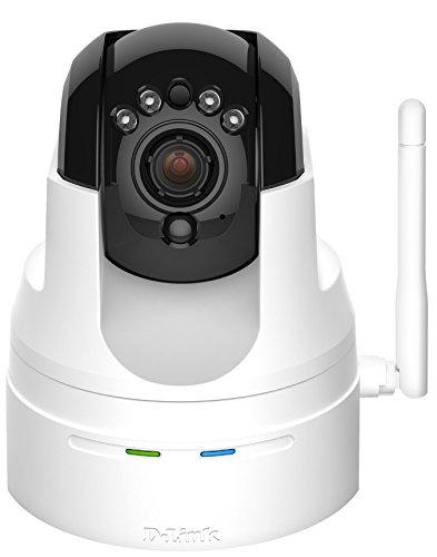 D-Link DCS-5222L Caméra IP mydlink Cloud HD WiFi N ethernet Blanc