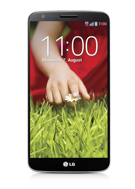 "Smartphone 5.2"" LG G2 32 Go - 4G - 13Mpix - Noir"