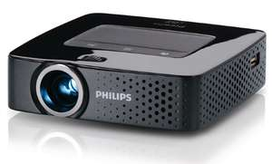 Projecteur de poche Philips PPX 3610TV + Antenne TV