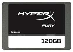SSD Kingston HyperX Fury 120 Go