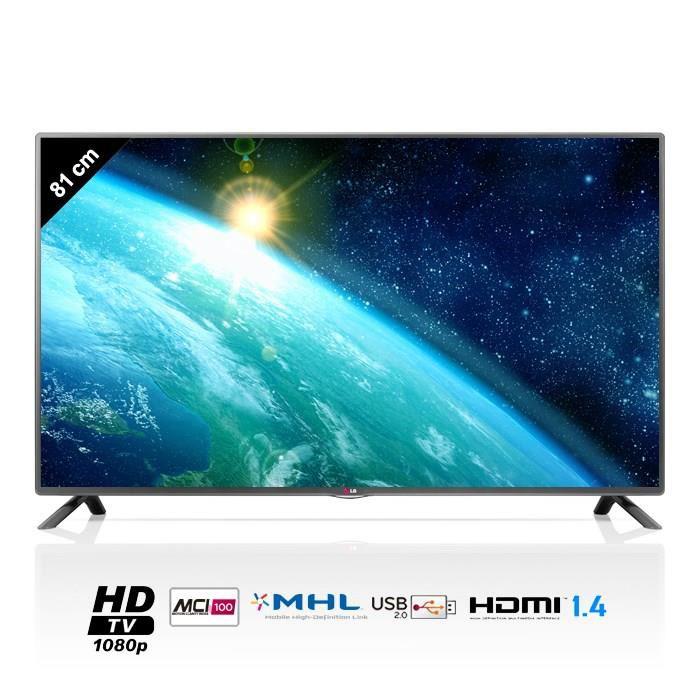 "TV 32"" LG 32LB5610 Full HD"