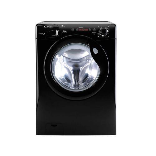 Lave linge Candy GC1292D2B/1 Noir 9kg, 1200trs/min,classe A++