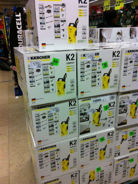 Nettoyeur Karcher K2 home&car kit