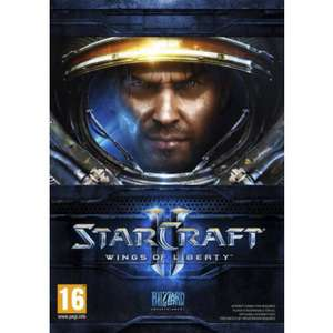 Starcraft II - Wings of Liberty sur PC