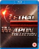Coffret Blu-Ray l'Arme Fatale - Intégrale (1 à 4)