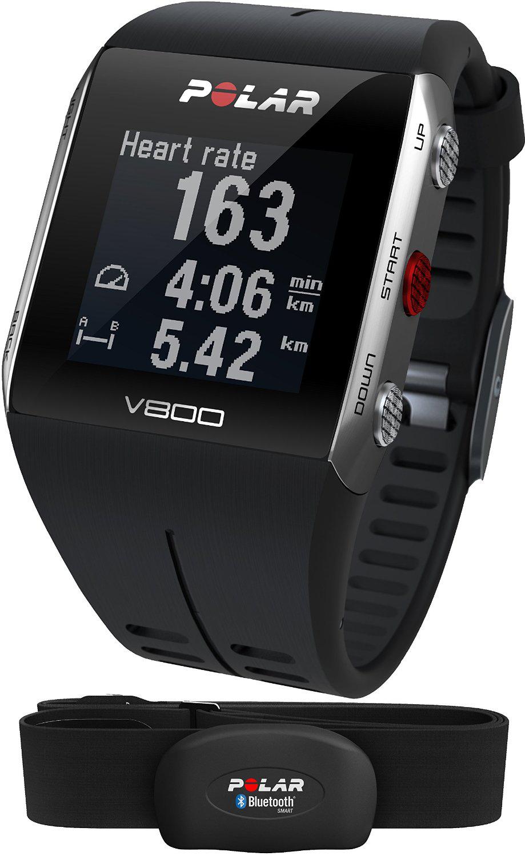 Cardiofréquencemètre / GPS Polar V800 avec ceinture cardiaque