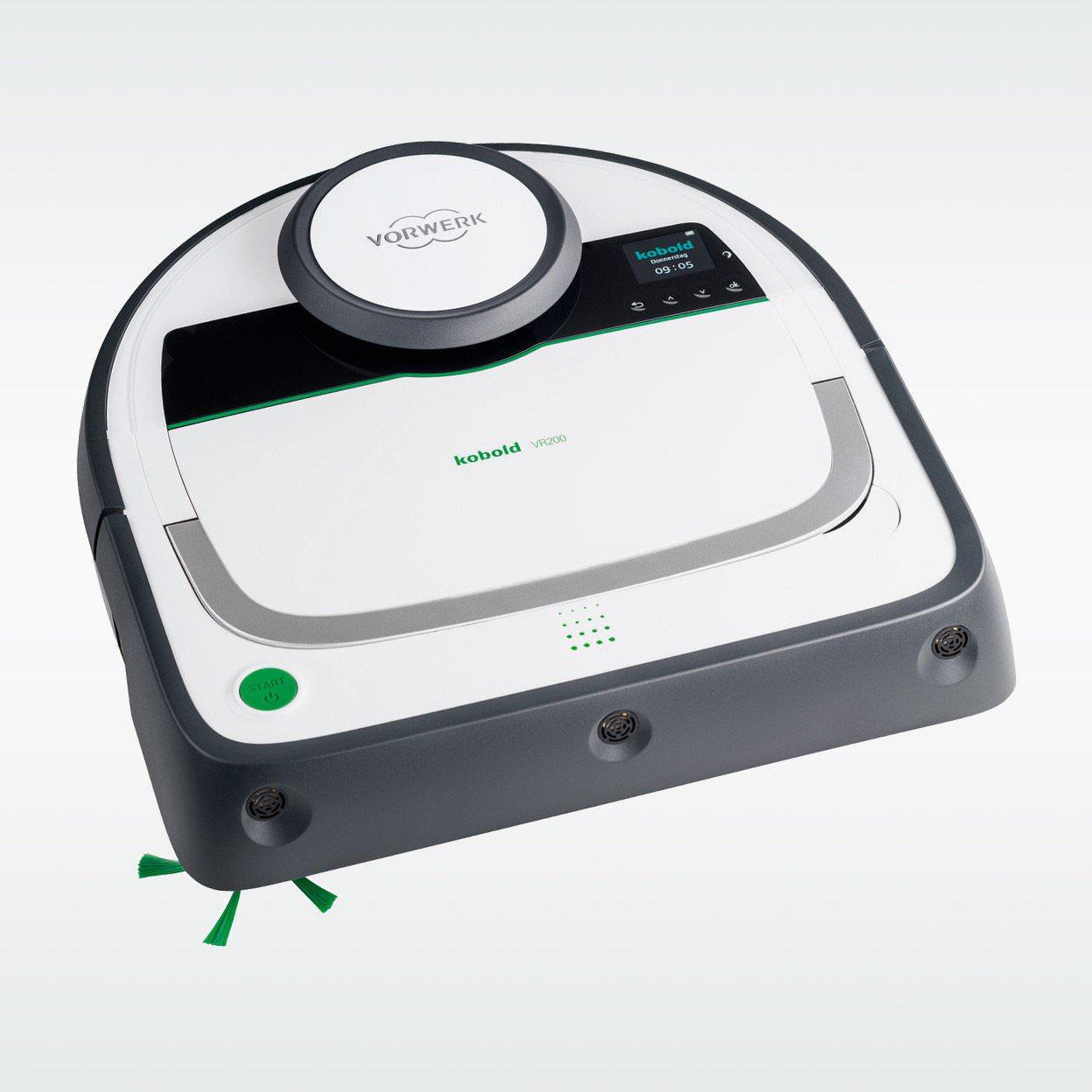 Robot aspirateur Robot aspirateur Kobold VR200