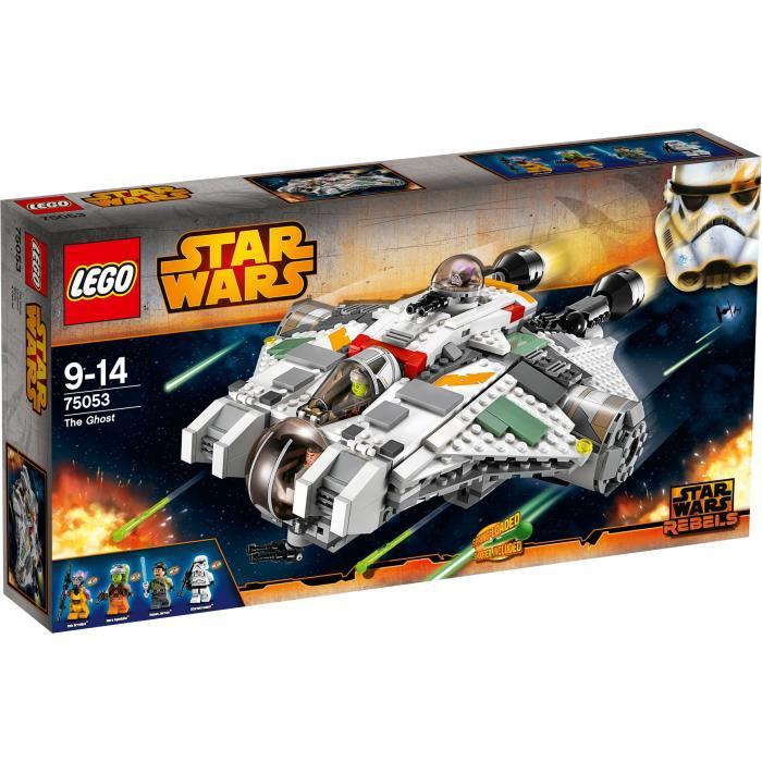 Lego Star Wars 75053 Le Ghost
