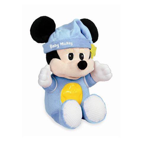 Doudou lum musical Clementoni Mickey