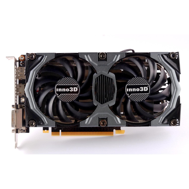 Carte graphique Inno3D N97V-1SDN-M5DSX GeForce GTX 970 4GB OC (+ un jeu offert)
