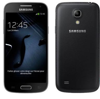 Smartphone Samsung Galaxy SIV Mini Black Edition