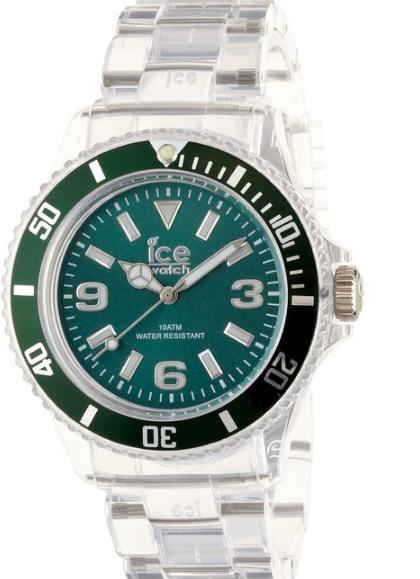 Sélection de montres Ice Watch en promo - Ex : Montre mixte cadran vert