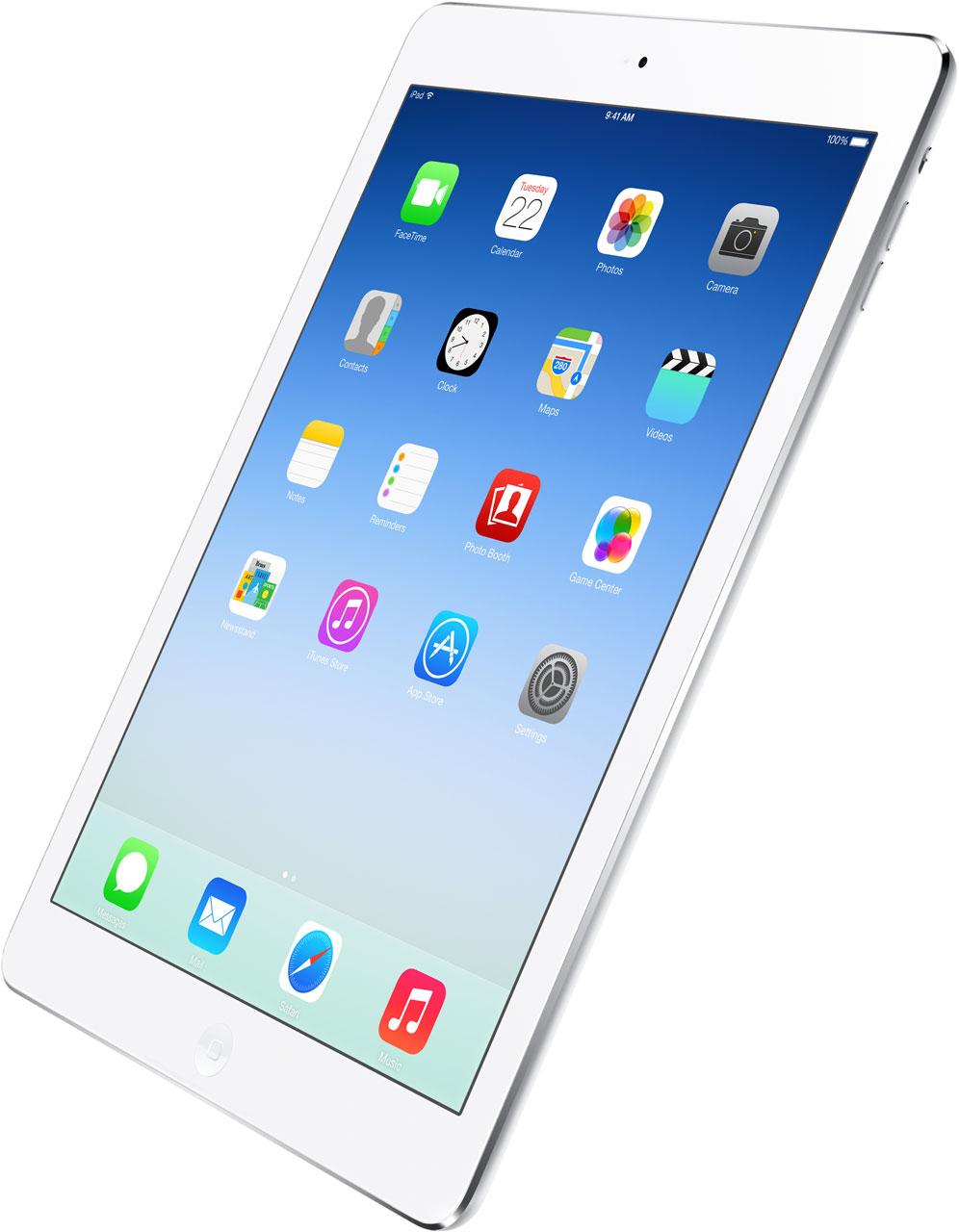 Tablette Apple iPad Air 2 64Go (+ 128,80€ de Superpoints)