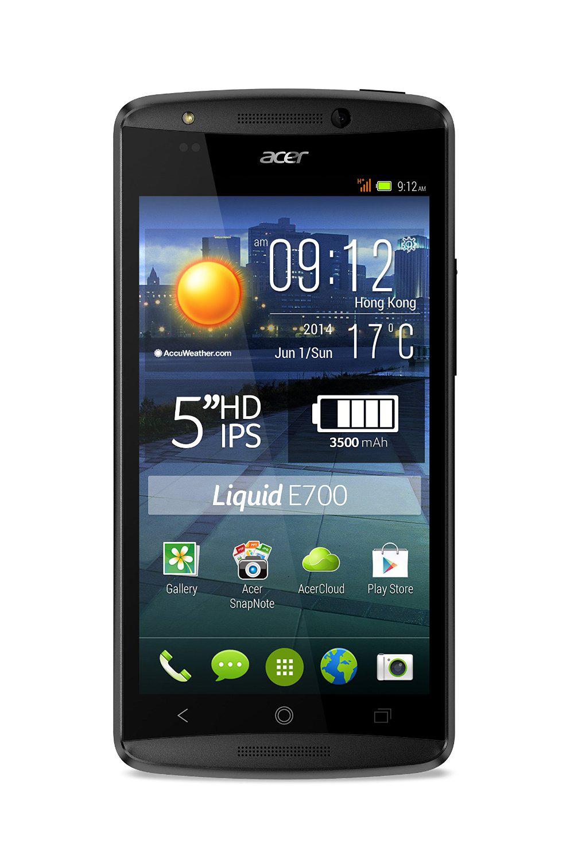 """Smartphone 5"""" Acer Liquid E700 Triple-SIM"""