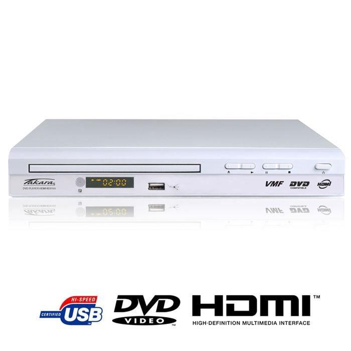 Lecteur DVD Takara KDV101W (ODR 10€)