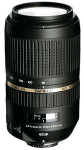 Objectif Tamron SP AF 70-300mm F/4-5,6 Di VC USD - Monture Canon/Nikon/Sony