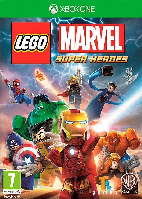 Sélection de jeux Xbox One en promo - Ex : Lego Marvel Super Heroes