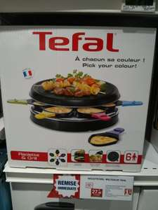 Raclette multicolor Tefal RE123812