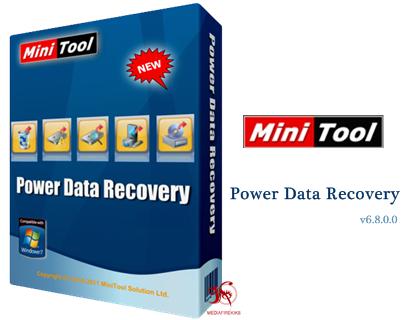 Logiciel MiniTool Power Data Recovery Boot gratuit (au lieu de 69$)