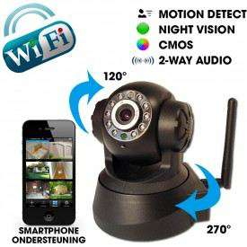 Caméra de surveillance IP Wifi CL-02