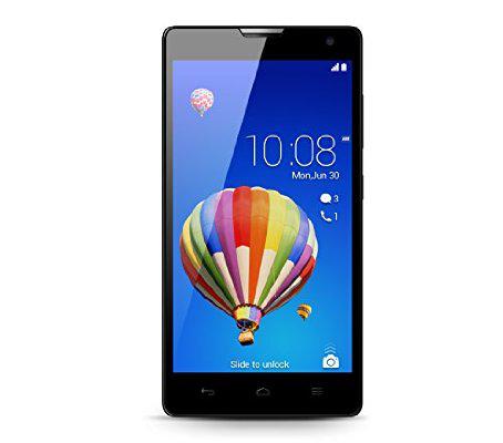 A partir de 12h00 : Smartphone Honor 3C - 8 Go - Double SIM - Android 4.2.2 - Noir ou blanc