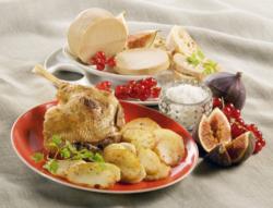 Coffret Les Délices du Canard  - 1.8kg de spécialités au Canard