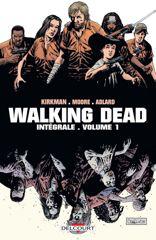BD Walking Dead - L'intégrale des 21 tomes (version numérique)