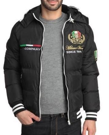 -50% sur une sélection de vestes et manteaux - Ex : Veste Rivaldi Blouson Zippé à Capuche
