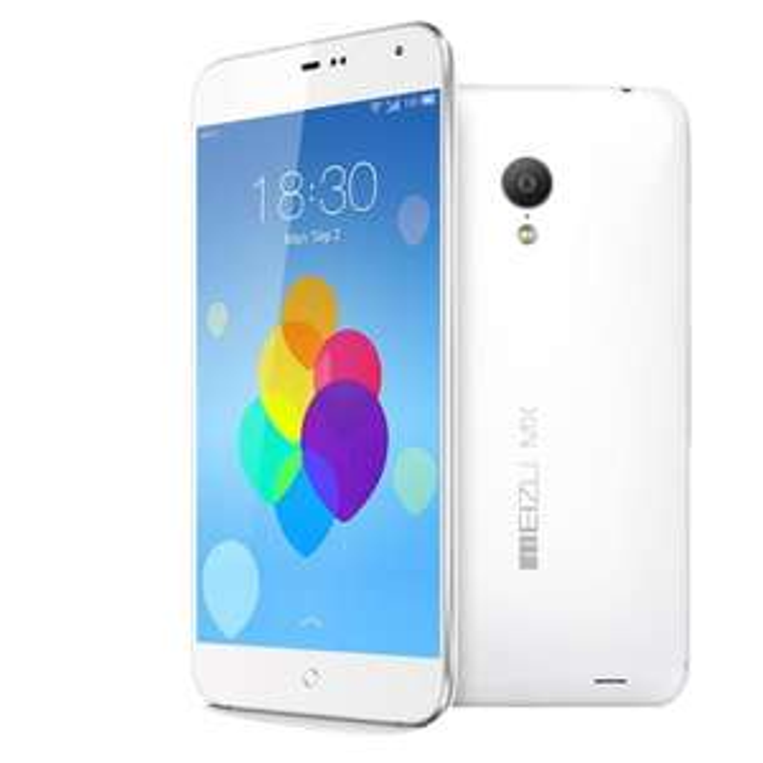 Smartphone Meizu MX3 16 Go Blanc (Avec ODR de 50€)