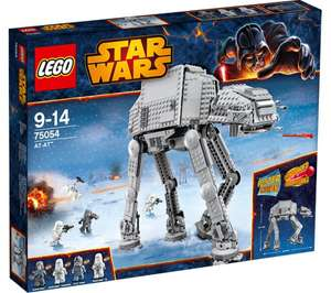 Lego Star Wars : l'Imperial Walker (AT-AT)