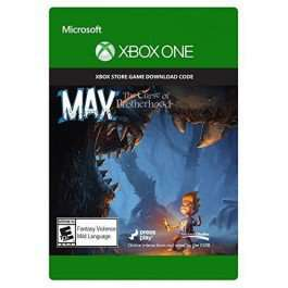 Jeu Xbox One Max The Curse of Brotherhood (dématérialisé)