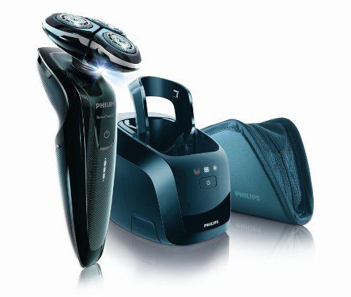 Rasoir Philips série 9000 SensoTouch 3D avec Tondeuse de précision et Jet Clean System