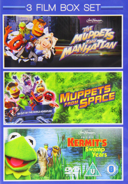 coffret 3 DVD Muppets show et Kermit (3,95€ de port)
