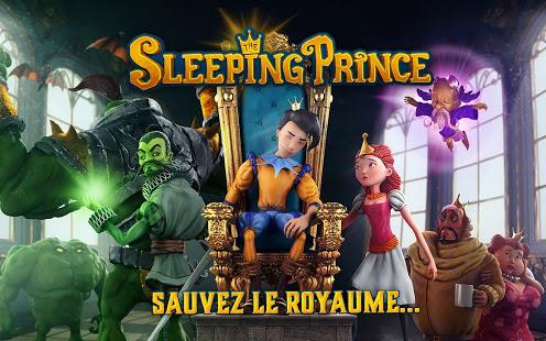 Jeu Le Prince Dormant gratuit sur Android et iOS
