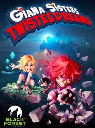 Jeu PC Giana Sisters: twisted dreams multiplayer (dématérialisé)