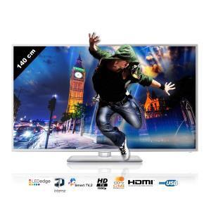 "TV 55"" Thomson 55FZ5635W - FHD 3D Smart"