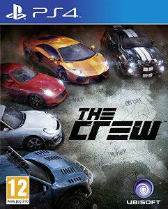 Jeu The Crew sur  PS4/Xbox One