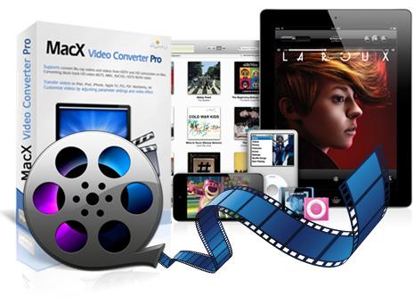 Logiciel MacX Video Converter Pro gratuit (Au lieu de 49.95$)