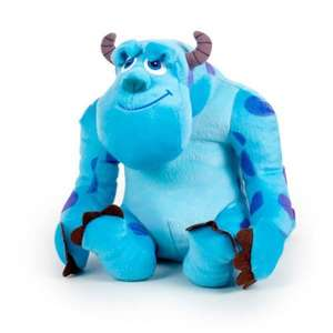 Peluche Monstres Academy : Sully 40cm