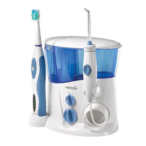 Brosse à dents & hydropulseur Waterpik WP900 Complete Care