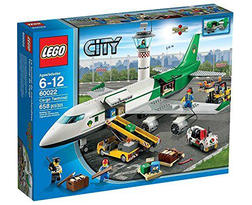 Lego City 60022: Le Terminal de l'aéroport