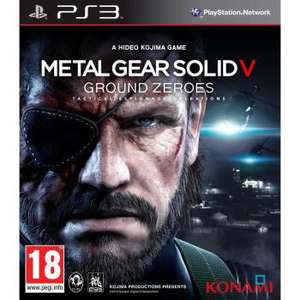 Call Of Duty Black Ops 2 PS3 offert pour l'achat de MGS V Ground Zeroes PS3